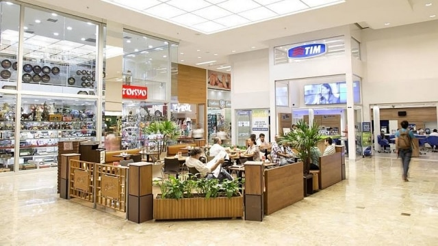 Conhecido como Shopping da Família, o Center Norte tem corredores amplos e espaçosos