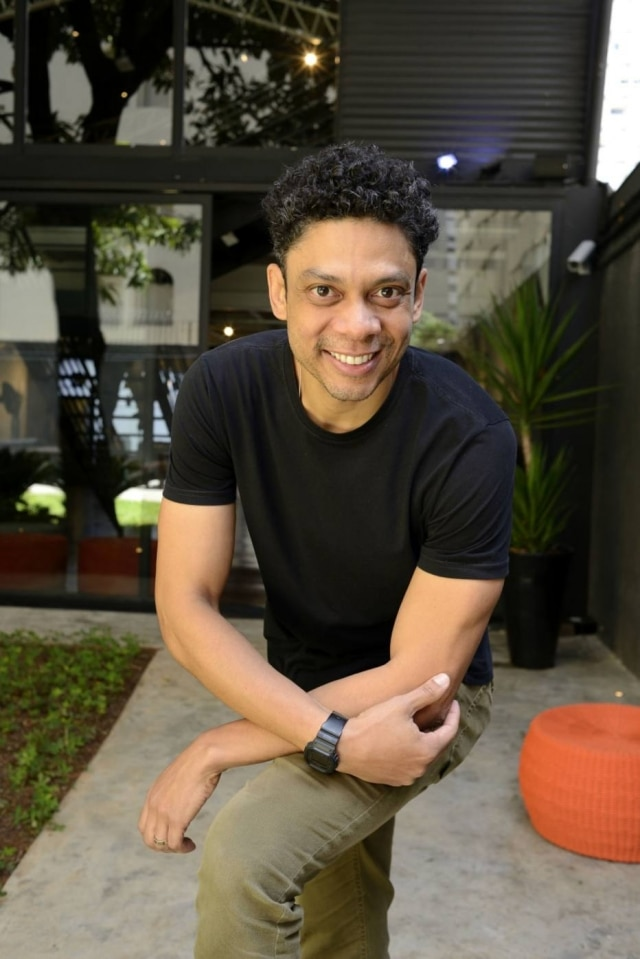 O agente de cozinheiros Fábio Moreira, que organiza a carreira (e a agenda) de chefs renomados como é comum no meio artístico.