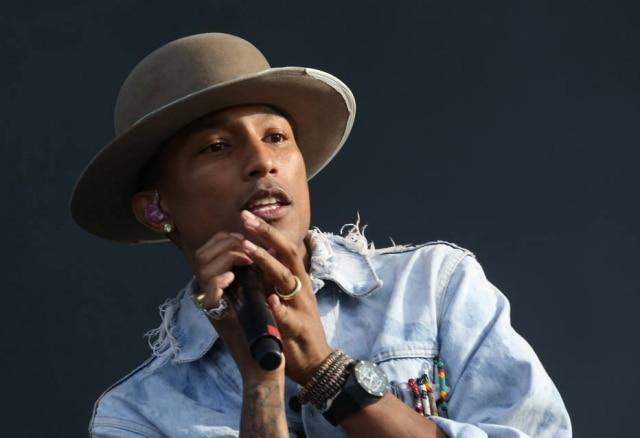Pharrell Williams destacou ineditismo no tratamento igual das mulheres