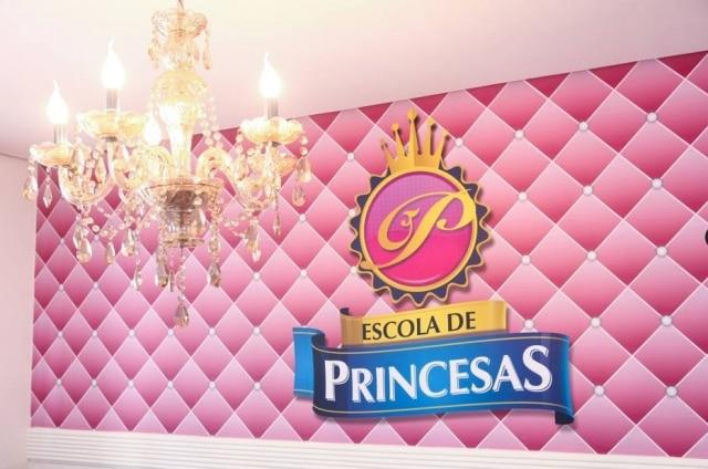 Escola de Princesas em Uberlândia (MG).