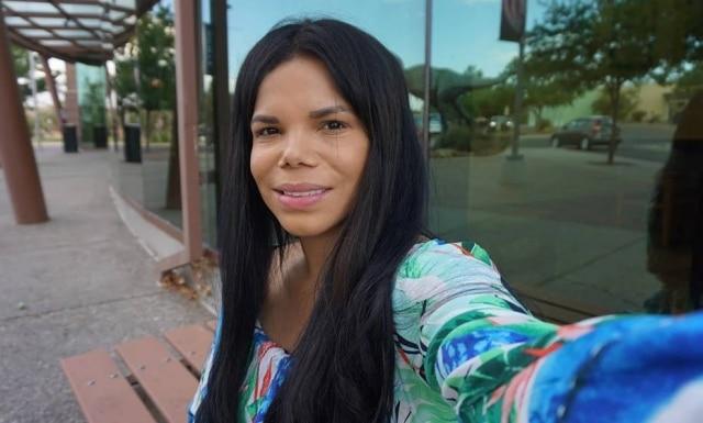 Dayane Andrade, a 'Day Mccarthy', em viagem nos Estados Unidos