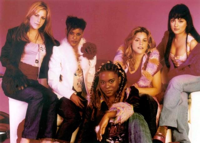 Grupo Rouge em 2002