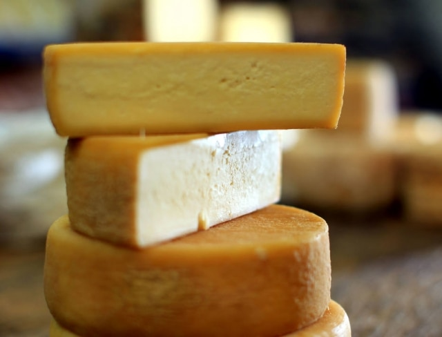 Queijo da Canastra é uma das atrações gastronômicas dePiumhi, em Minas