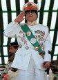 Quatro anos sem o ditador líbio Muamar Kadafi