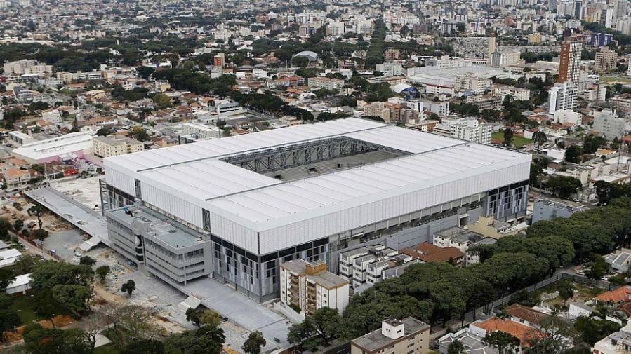 Valor da reforma da Arena da Baixada saltou de R$ 135 milhões para R$ 330 milhões