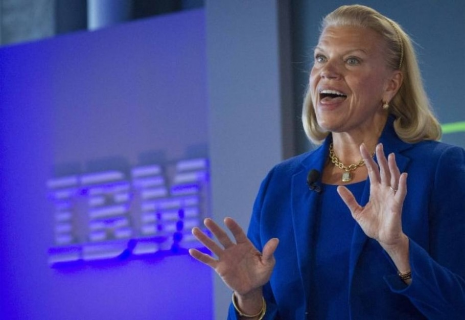 Virginia Rometty - Reuters