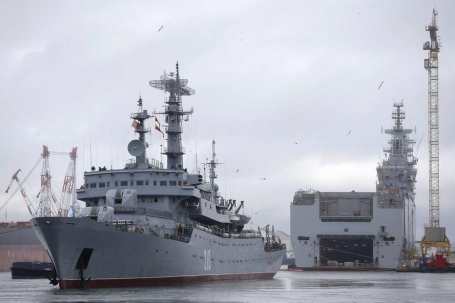 Egito e Arábia Saudita querem comprar juntos navios franceses - Stephane Mahe / Reuters
