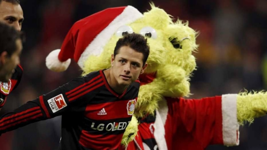 Chicharito - Ina Fassbender/Reuters