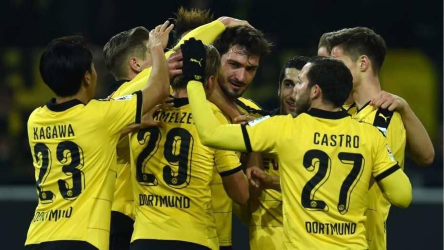 Borussia Dortmund - Patrik Stollarz/AFP