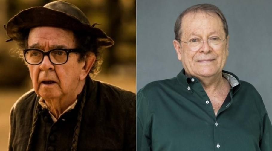 Umberto Magnani e Carlos Vereza - Divulgação|Globo