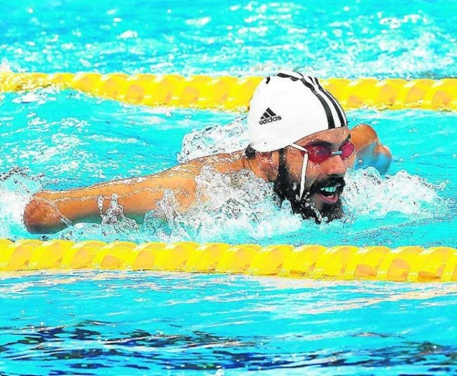 Daniel Dias, nadador paralímpico - Cezar Loureiro|MPIX|CPB