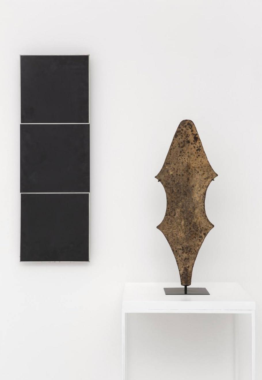 Arte africana dialoga com contemporâneos - Divulgação