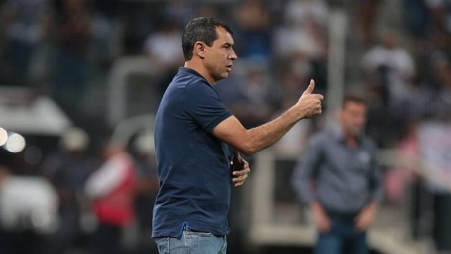 Fábio Carille, técnico do Corinthians - Alex Silva/Estadão