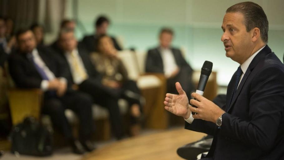 Datafolha mostra governo em queda, diz Eduardo Campos - Divulgação