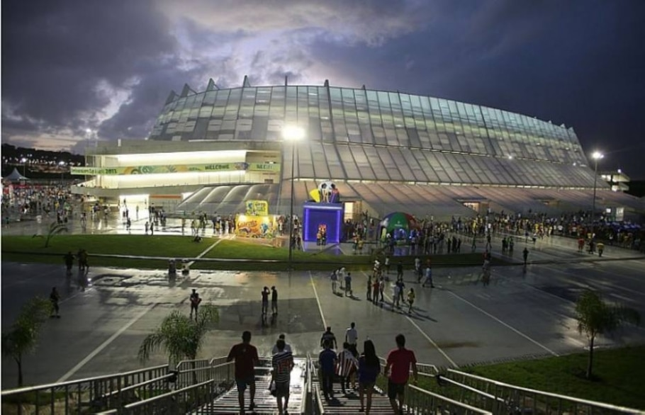 Balanço dos estádios da Copa das Confederações - José Patrício/AE