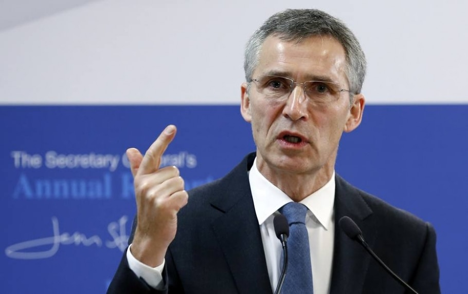 Só ataques aéreos não derrotarão Estado Islâmico, diz chefe da Otan - Reuters