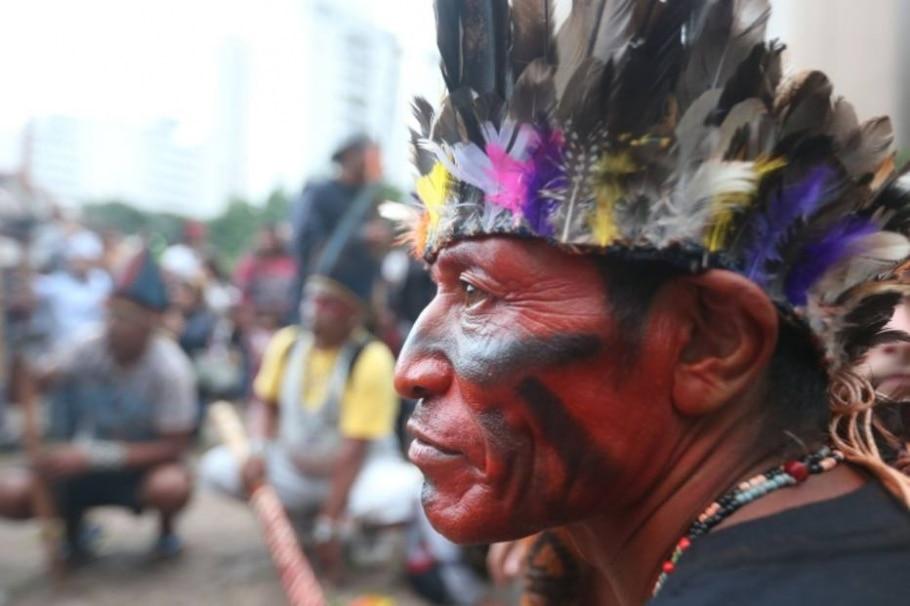 Governo prepara MP que compensará índios que tiverem suas terras exploradas - Alex Silva|Estadão
