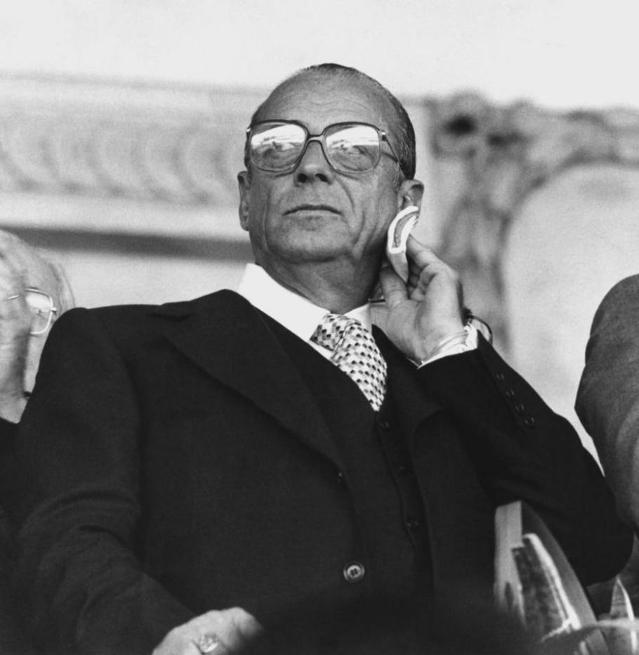 João Batista Figueiredo, 15/3/1979 - 15/3/1985 - Acervo/Estadão