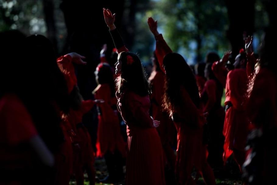 Flash Mob para Kate Bush - Tracey Nearmy/ EFE