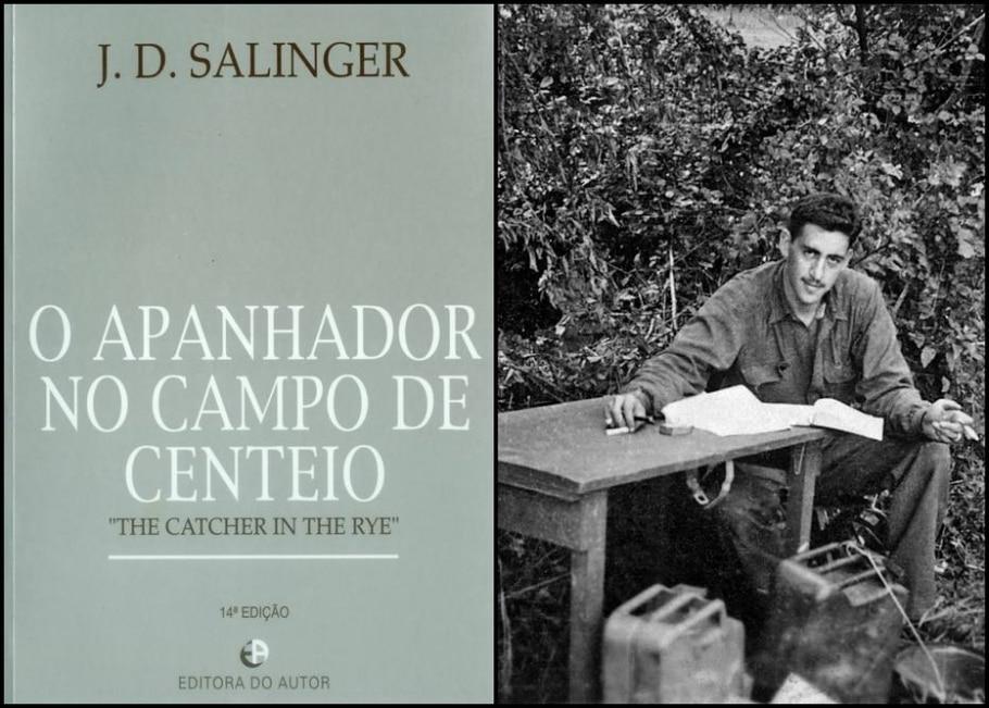 O Apanhador no Campo de Centeio - J.D. Salinger - Divulgação/Divulgação