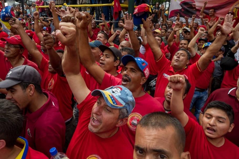 Venezuela -  EFE/MIGUEL GUTIERREZ