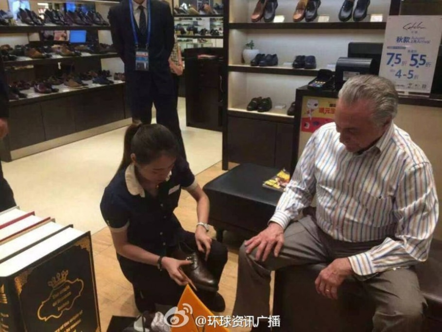 Michel-temer-01 - Rádio China Internacional / Weibo