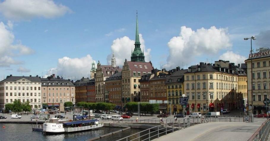 1º - Suécia - Jurgen Howaldt/ Wikicommons