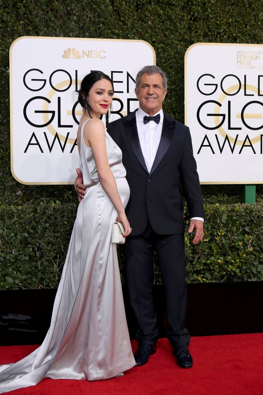 Mel Gibson - Mike Blake/Reuters