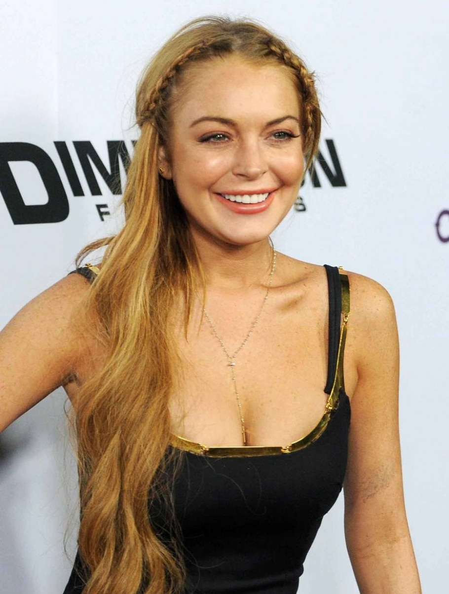 Lindsay Lohan (Atriz) - Chris Pizzello/AP