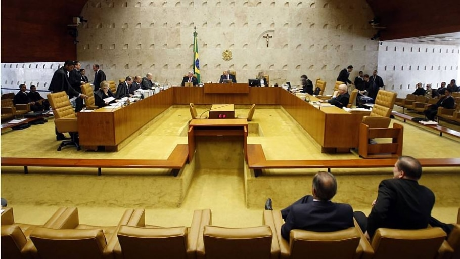 Plenário do Supremo Tribunal Federal - André Dusek/Estadão