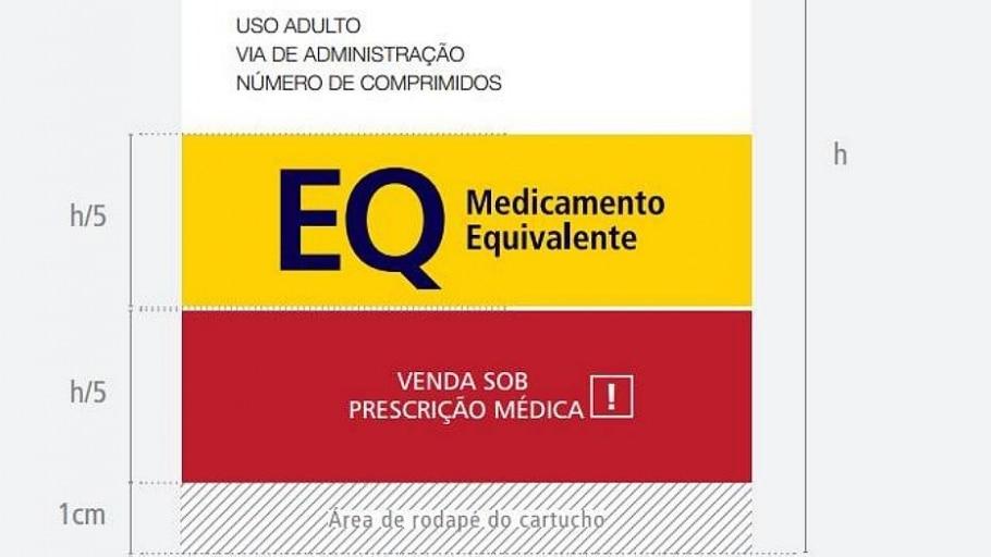 Remédios equivalentes manterão embalagem do medicamento de referência e não serão mais baratos - Ministério da Saúde/Divulgação