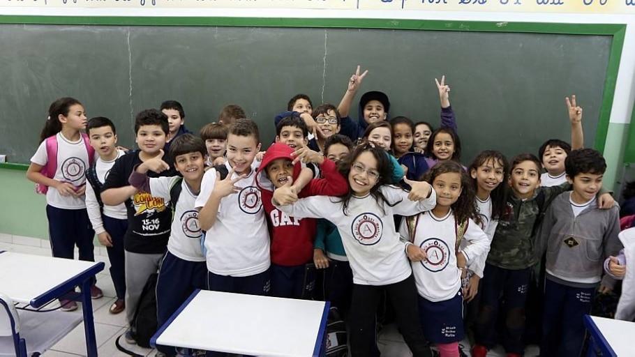 Escola da zona sul de São Paulo lidera em séries iniciais do fundamental - JF Diório/Estadão