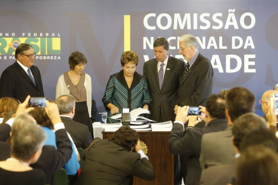 Comissão da Verdade - Dida Sampaio/Estadão - 10.12.2014