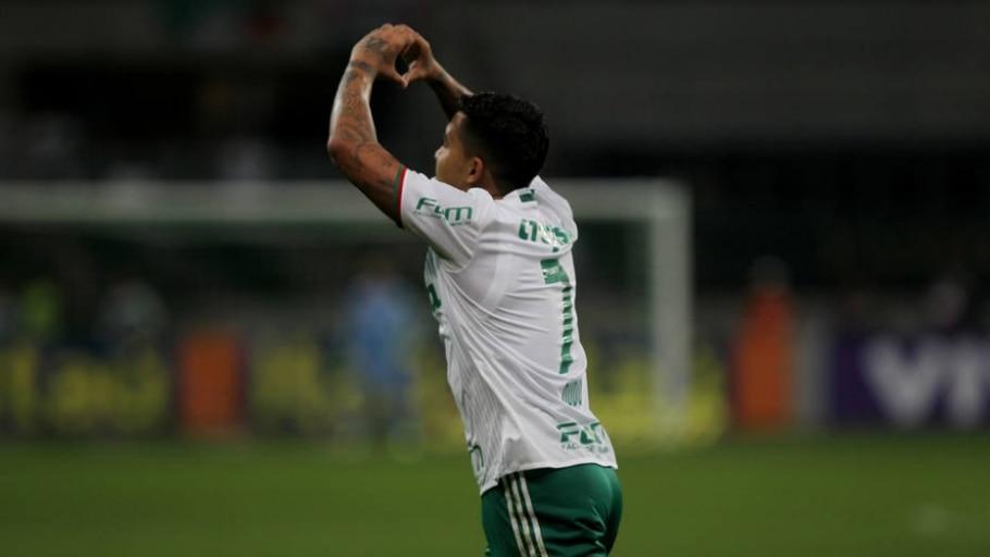 Palmeiras em 2016 - Rafael Arbex/Estadão