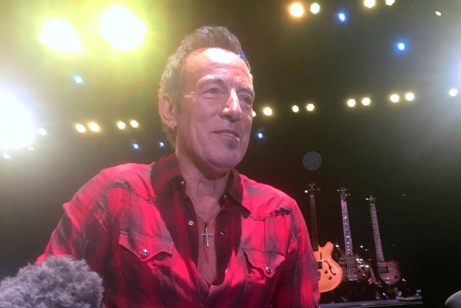 Bruce Springsteen  - Reuters