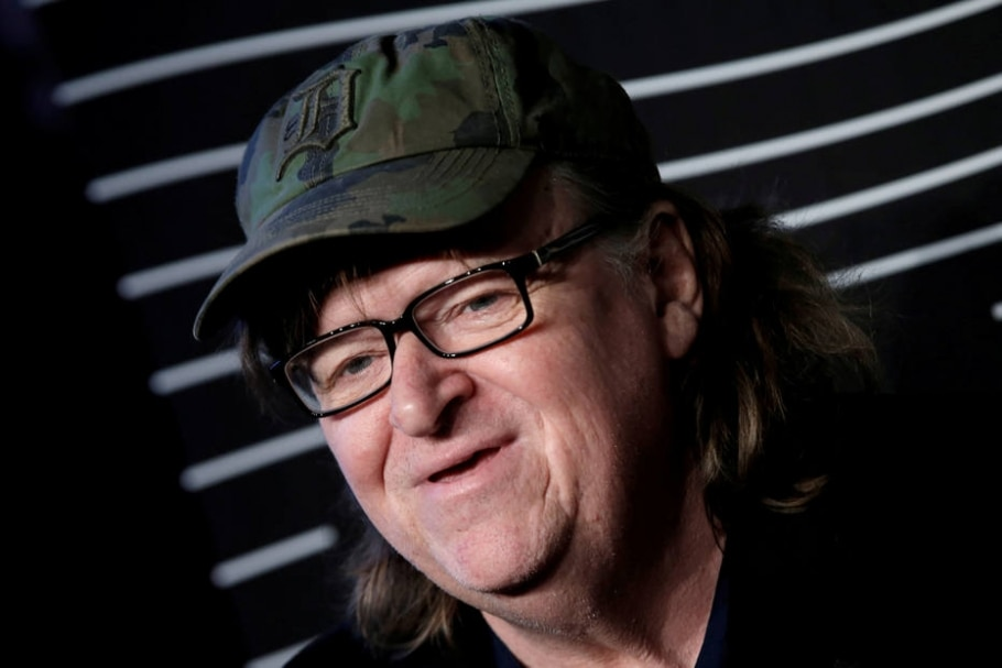 Michael Moore - Mike Segar/Reuters