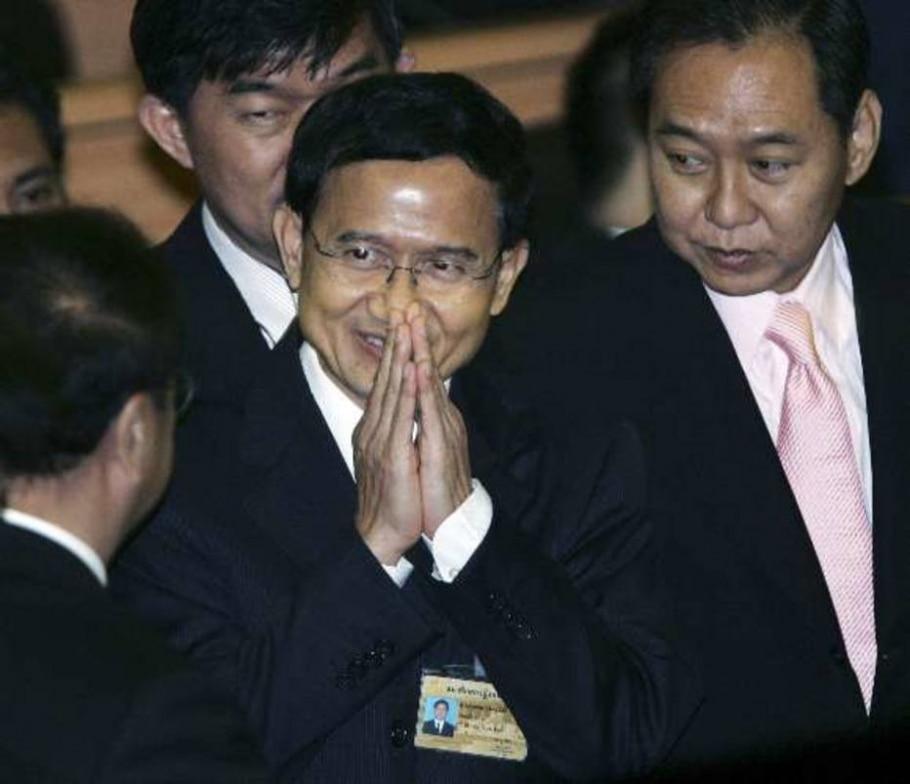 Primeiro-ministro tailandês em exercício é efetivado no cargo - SAKCHAI LALIT/AP