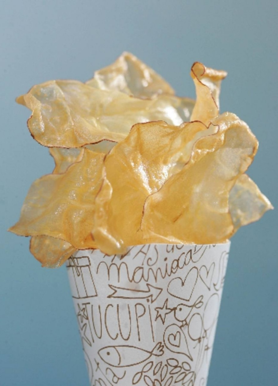 Não é só batata que é chips - Felipe Rau/AE