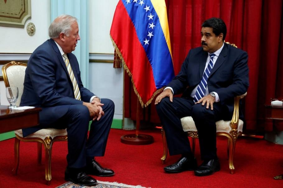 Venezuela -  REUTERS/Carlos Garcia Rawlins