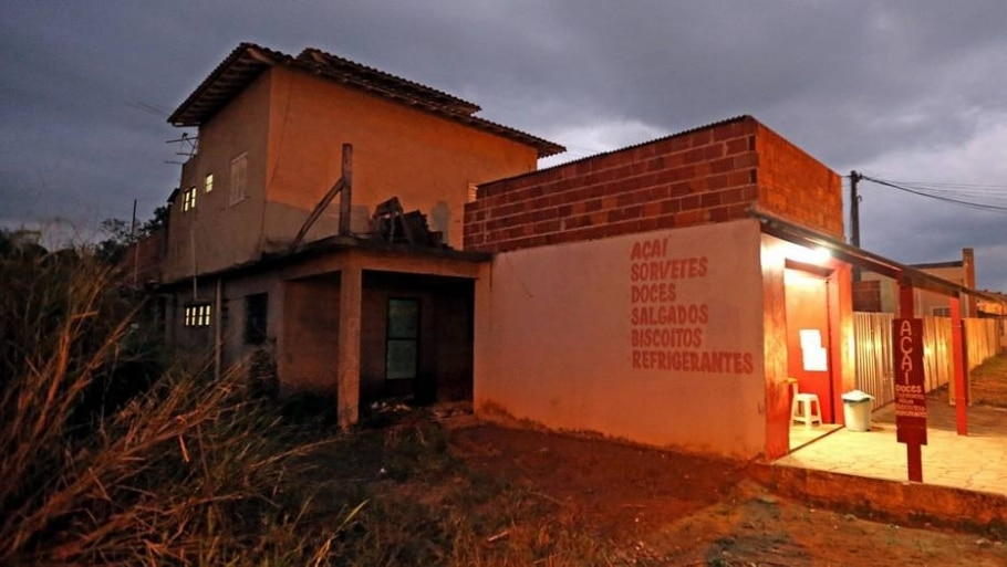 Casa de terrorista, em Saquarema - Fabio Motta/ Estadão