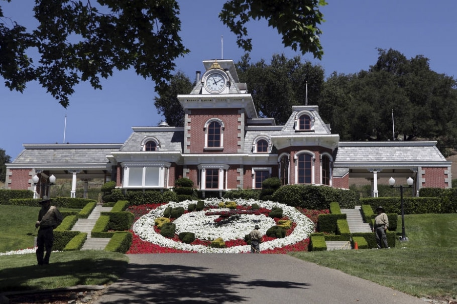 Rancho Neverland - AP Photo/Carolyn Kaster