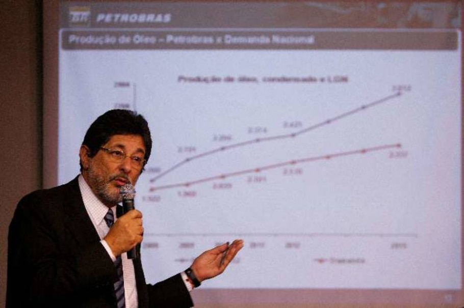 Gabrielli comparece a debate Comissão de Minas e Energia - Sérgio Dutti/AE