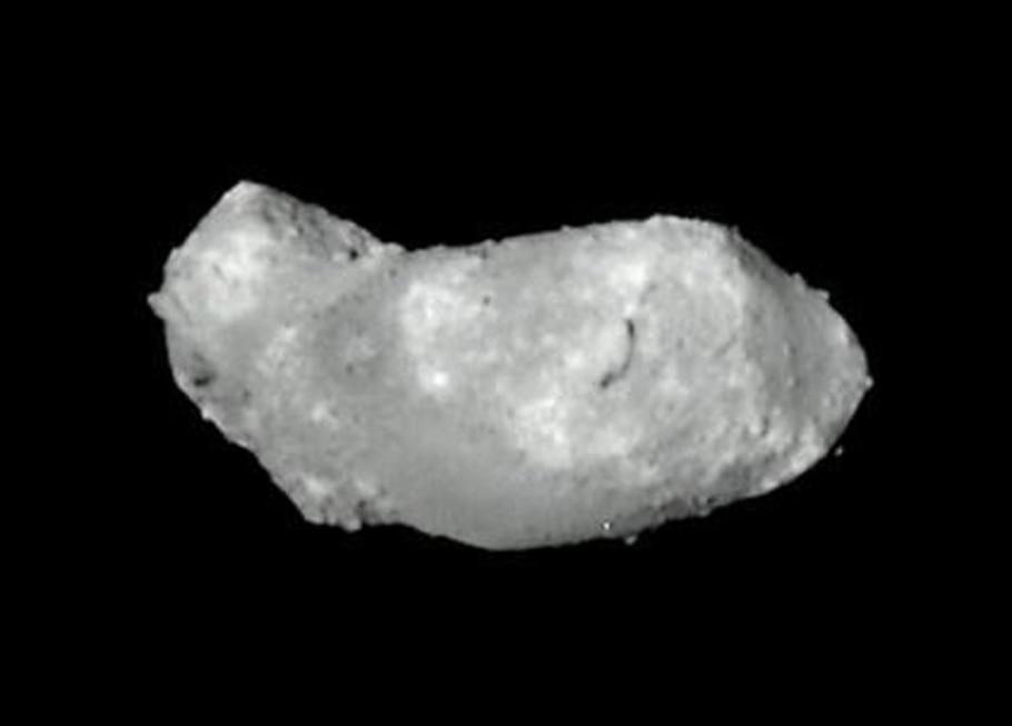Nasa vai usar bloco tirado de asteroide para treinar missões a Marte - Agência Japonesa de Exploração Aeroespacial/AP