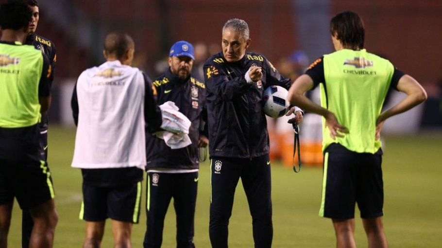 Tite, técnico da Seleção Brasileira - Reprodução/ Twitter