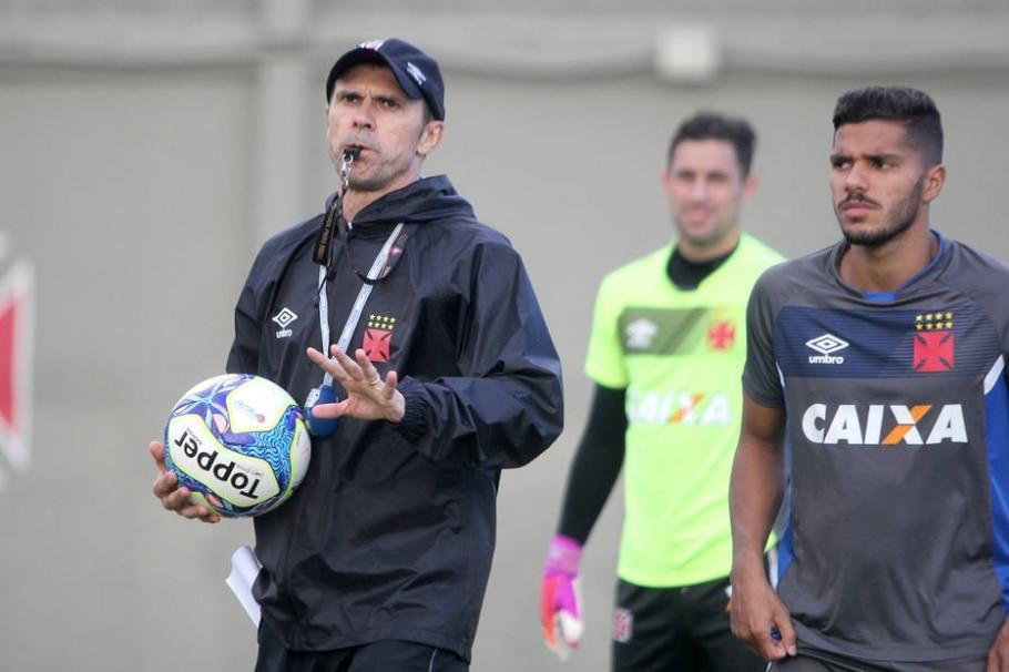 Milton Mendes, técnico do Vasco - Paulo Fernandes/ Vasco.com.br