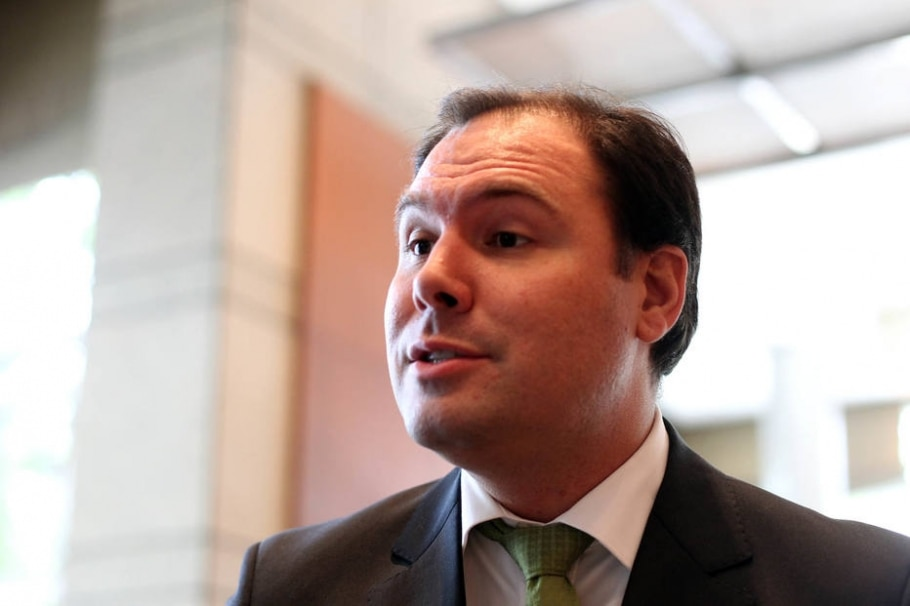 Mauro Miranda, VP da CFA Society Brasil - Felipe Rau/Estadão