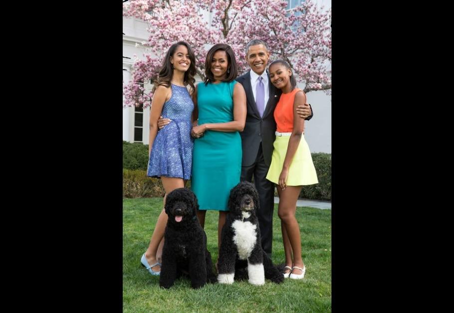Barack Obama - Reprodução/Casa Branca