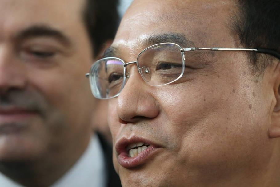 Primeiro-ministro chinês visita o Rio de Janeiro - Fábio Motta/Estadão