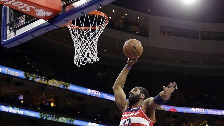 Nenê, Wizards - Matt Slocum/AP