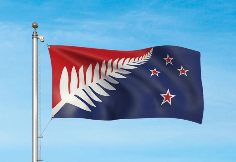 Conheça as 4 opções de bandeira que a Nova Zelândia pode adotar - Kyle Lockwood/govt.nz